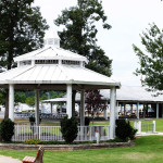 Gazebo and Pavilion